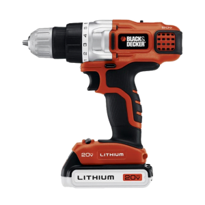 Black & Decker LDX120C MAX Lithium-Ion Cordless DrillDriver