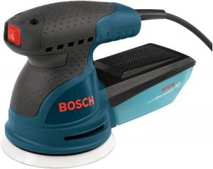 Bosch ROS20VSK 120-Volt Variable Speed Random Orbit Sander Kit