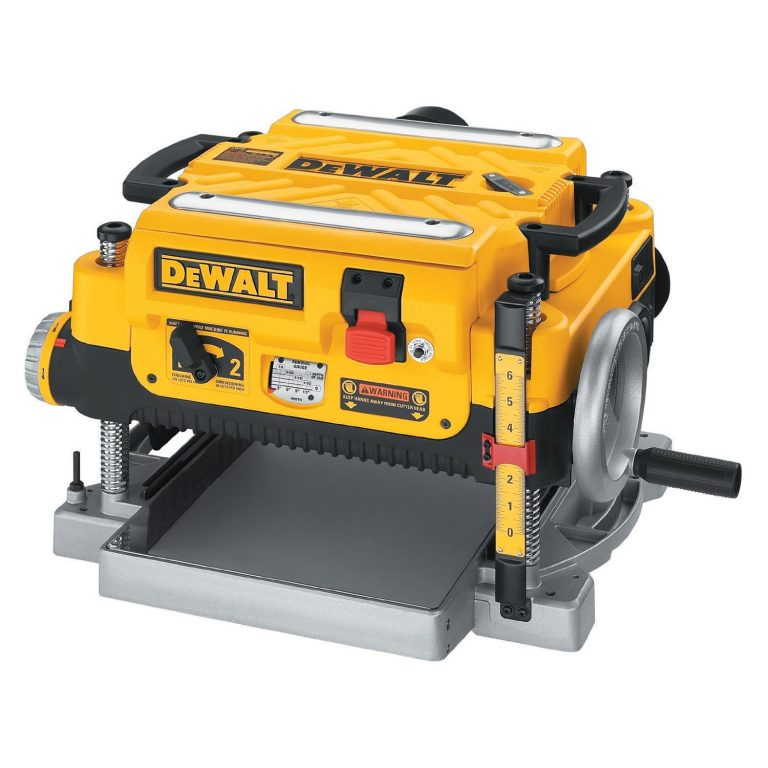 DEWALT DW735X 13 Two-Speed Planer Package