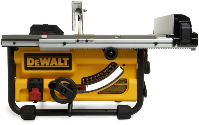 DEWALT DW745 10-Inch 120v Compact Job-Site Table Saw