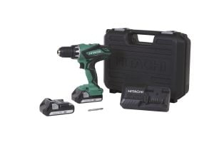 Hitachi DS18DGL Lithium-Ion Cordless DrillDriver