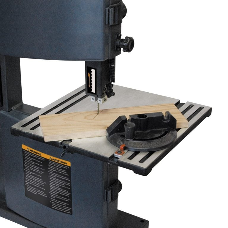 POWERTEC BS900 9-inch 2.5-amp, 12 HP Band Saw