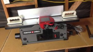Porter Cable 6-inch Variable Speed Bench Jointer