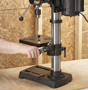 SKIL 3320-01 10-inch Laser Drill Press
