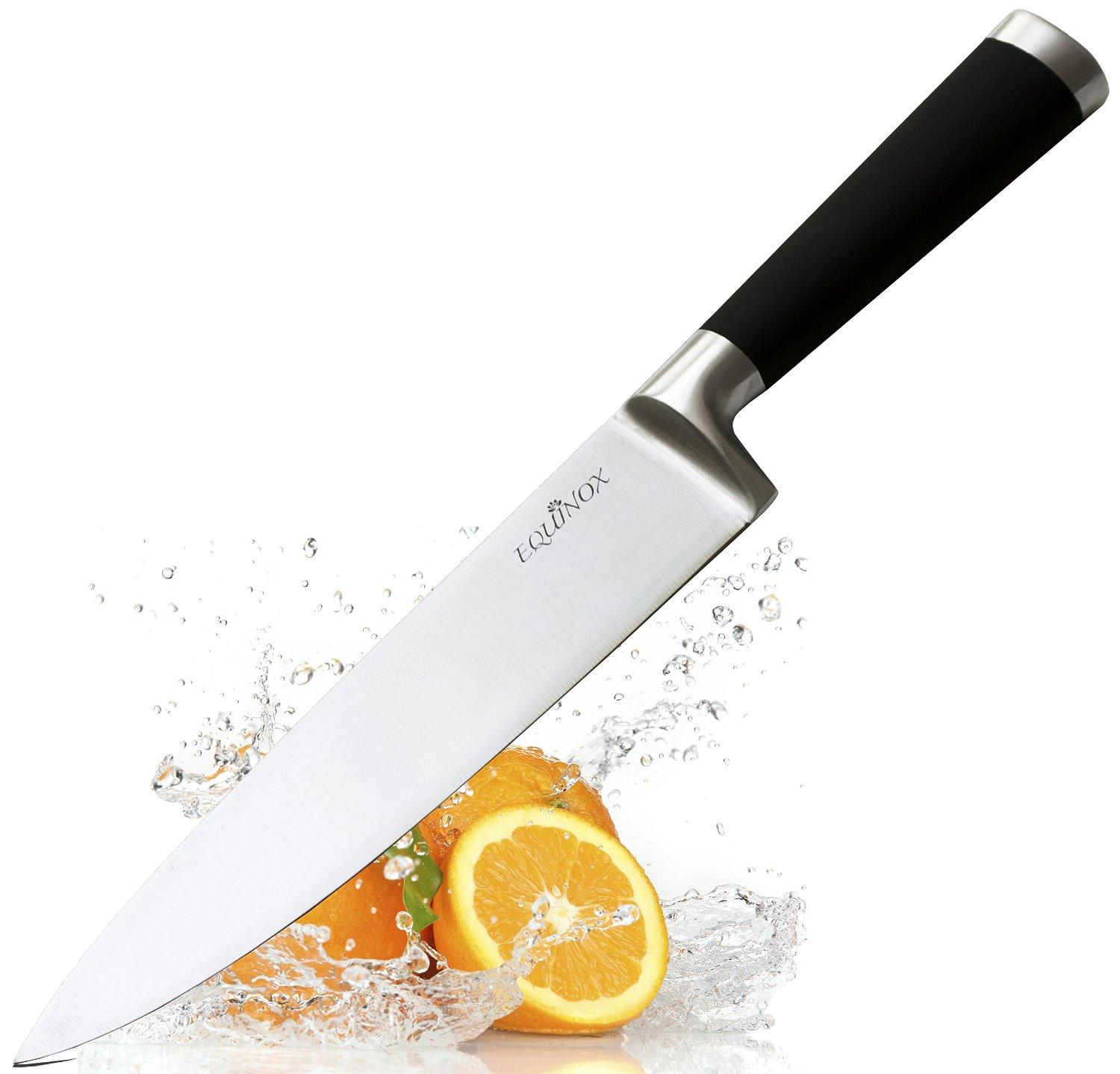 Equinox Professional Chef's Knife Review