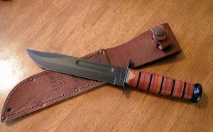 KA-BAR US Army Knife Review