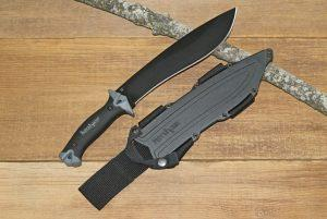 Kershaw Machete/Camp Knife Review