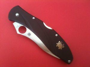 Spyderco C66PBK3 Centofante III Knife Review
