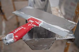 Drywall knife