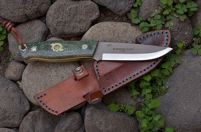 enzo trapper d2 blade