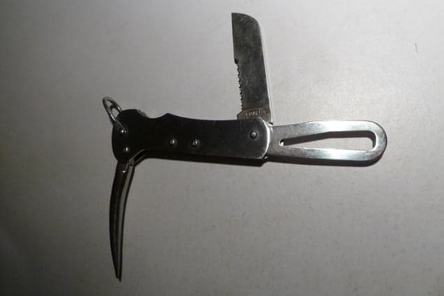 rigging knife